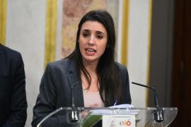 Irene Montero descarta ser candidata de Podemos a la Comunidad de Madrid