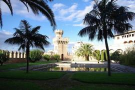 JARDINES DEL PALACIO DE LA ALMUDAINA