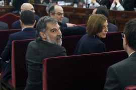 El abogado de Cuixart: «El juicio es una derrota de la sociedad española»