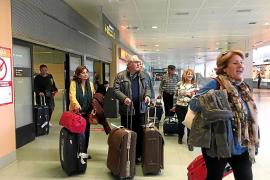 El aeropuerto de Ibiza empezó el año con 172.848 pasajeros, un 5,2 % más que en enero de 2018
