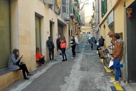 La Gerencia de Justicia de Palma, al borde del cierre por falta de personal