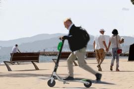 La Policía Local retirará todos los patinetes sin licencia de la vía pública