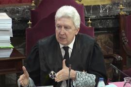 El fiscal Cadena: «Al final se recurrió al 155 porque no existía otra manera de volver a la legalidad»
