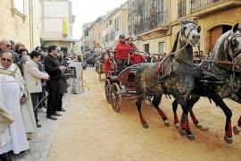 Llegan las primeras Beneïdes de Sant Antoni
