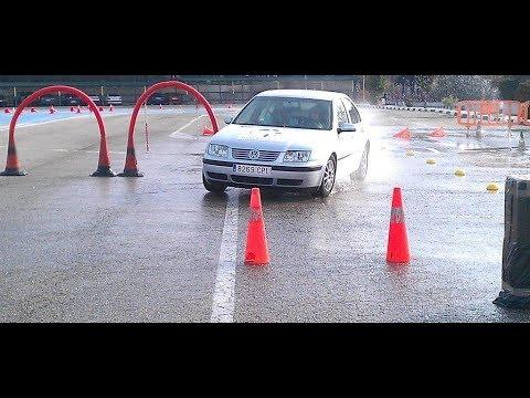 Vigilantes de Palma participan en un curso de conducción evasiva y protección de autoridades
