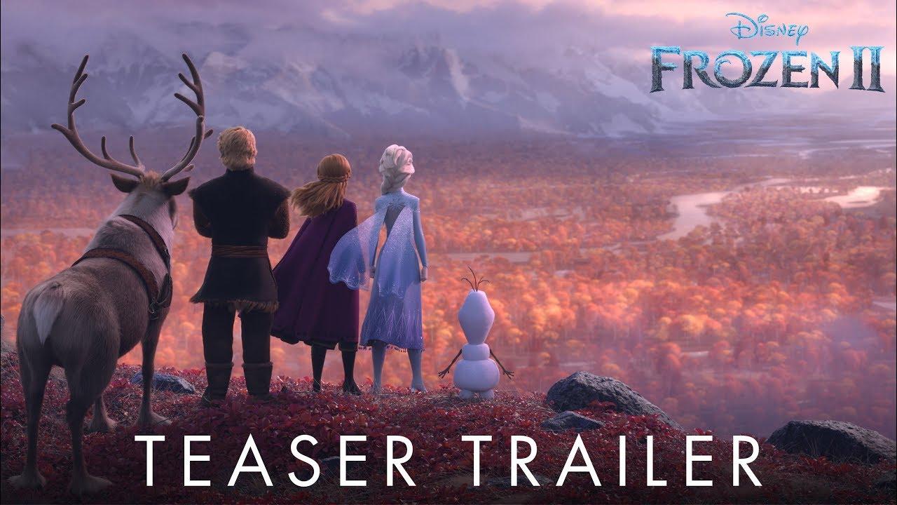 'Frozen 2': Las esperadas imágenes de la película de Disney