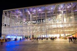 Aprueban definitivamente el cambio de nombre del Palma Arena, que ahora se llamará 'Velòdrom Illes Balears'