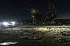 Al menos 27 muertos en un atentado contra la Guardia Revolucionaria iraní