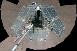 La NASA da por perdido al robot Opportunity que investigó Marte