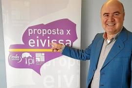 Juan Ferrer 'Parot' será el candidato de Proposta per Eivissa en Santa Eulària