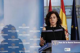 Polémica comparación de Irene Lozano del referéndum en Cataluña con una violación