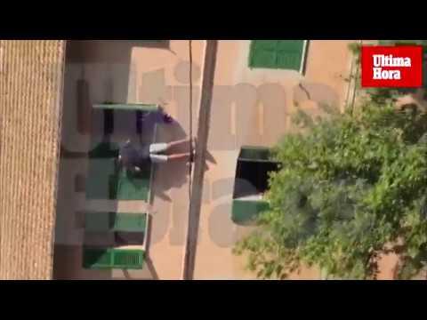 Detenidos en Palma dos menores llegados en patera por varios delitos