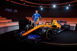 McLaren y Sainz presentan el monoplaza para 2019