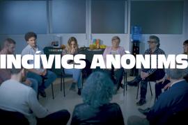 El Govern lanza la campaña 'Incívicos anónimos' para fomentar la convivencia y las actitudes positivas