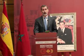 El Rey llama a España y Marruecos a «seguir reforzando» su cooperación en «gestión migratoria»