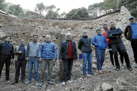 Grito de auxilio de los 'margers' para salvar del hormigón el histórico Salt de la Bella Dona