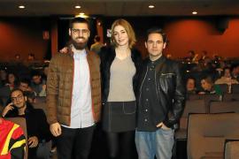 Los ganadores mallorquines de los Goya, juntos en CineCiutat