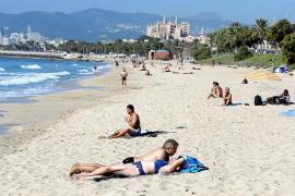 Nuevo récord de turistas en Balears en 2018, pero menos pernoctaciones