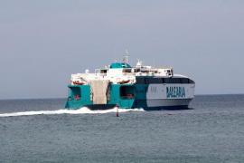 Balearia conectará Mallorca y Menorca con un ferry rápido