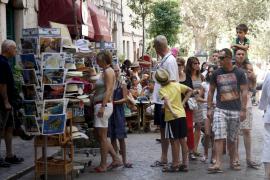Valldemossa soporta más turistas por habitante que el centro de Palma o Barcelona