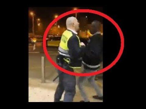 Renfe suspende a un guardia de seguridad por racismo