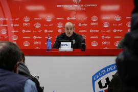 Monteagudo: «Contra el Mallorca no puedes despistarte»