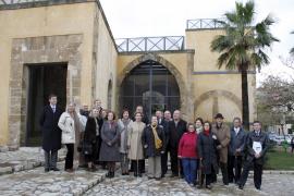 La rehabilitación de la torre musulmana del Puig de Sant Pere cumple un año