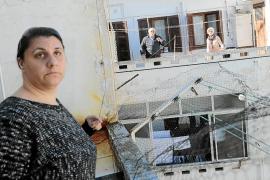Una mujer denunciará a Cort y al Ibavi por el mal estado de su vivienda pública