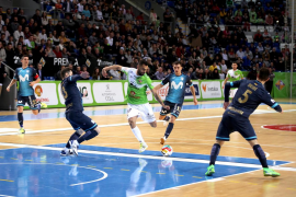 El Palma Futsal se impone al Movistar Inter en Son Moix
