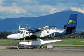 Una compañía balear propone vuelos interinsulares con hidroaviones