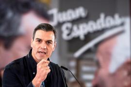 Pedro Sánchez: «Se palpa que tenemos ganas de votar»