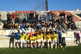 El Atlético Baleares cierra la jornada como líder del grupo III