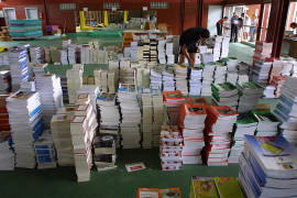 Condena al Govern por promocionar un libro de texto de matemáticas