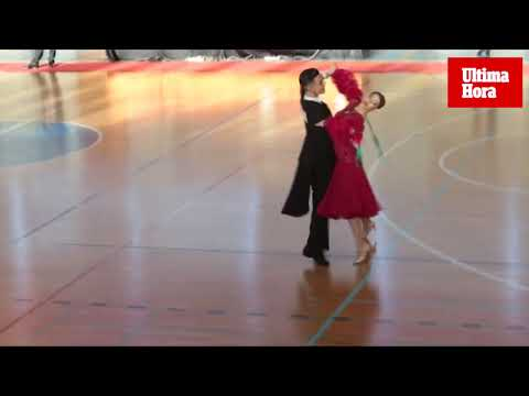 Bailarines de campeonato