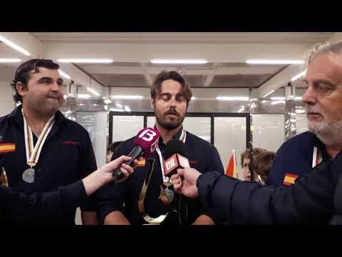 Pep García, Pau García y Pedro Cifre, se proclaman campeones del mundo de pesca de altura