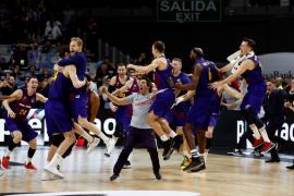 El Barcelona revalida su corona