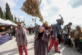 La feria de artesanía del Puig de Missa, en imágenes (Fotos: Daniel Espinosa).
