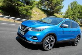 Nuevos motores diésel para el Nissan Qashqai
