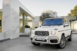 El Mercedes-Benz Clase G ha cumplido 40 años