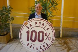 Llorenç Gelabert, candidato de el PI en sa Pobla