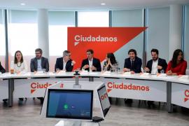 Ciudadanos acuerda no pactar con el PSOE tras las elecciones generales