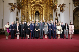 Los Reyes entregan las Medallas de Oro al Mérito en Bellas Artes