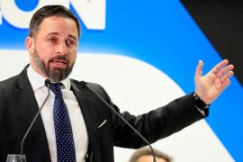Abascal proclama a VOX como «el gran ganador de las próximas elecciones» por «doblegar la rodilla» de Sánchez