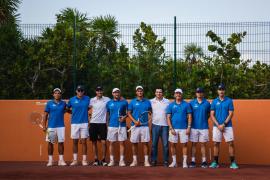 Nadal inaugura en Costa Mujeres el primer 'Rafa Nadal Tennis Centre'