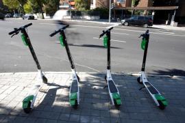 Multa de 1.000 euros a un joven por circular ebrio en un patinete eléctrico