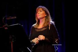 Concierto de Maria del Mar Bonet y José María Vitier en el Auditòrium Sa Màniga