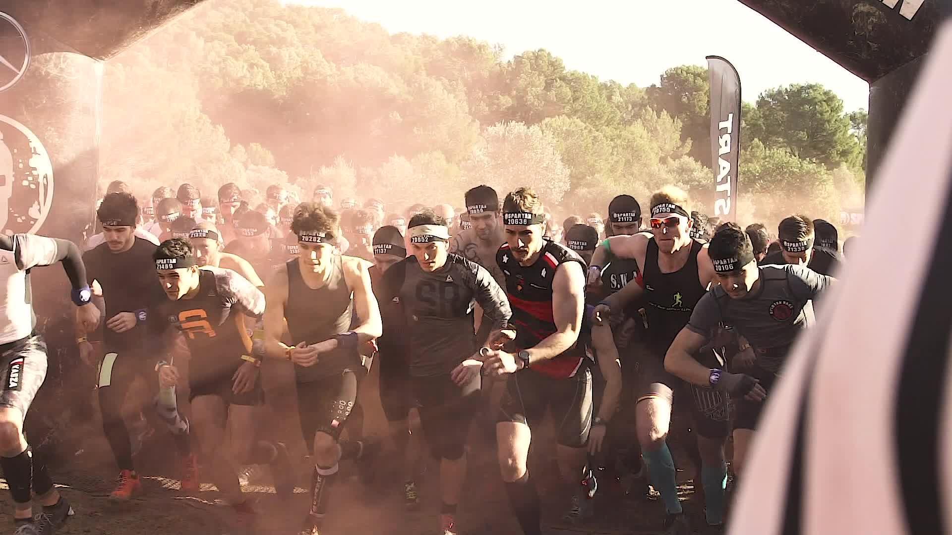 Spartan Race en Mallorca: Vive la mayor carrera de obstáculos