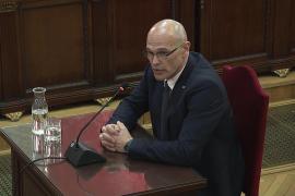 Romeva: «Los que amenazan los valores europeos están entre las acusaciones»