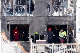 Siete niños mueren en el incendio de su casa en Canadá