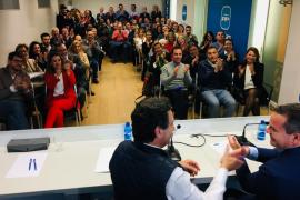 El PP llama a una gran movilización en las urnas para liderar el cambio en España y en Baleares
